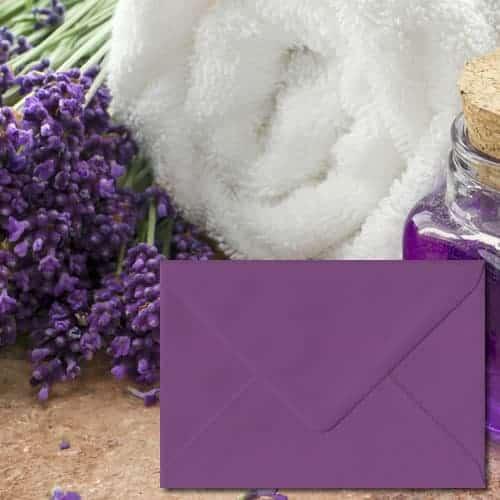 Purple Envelopes