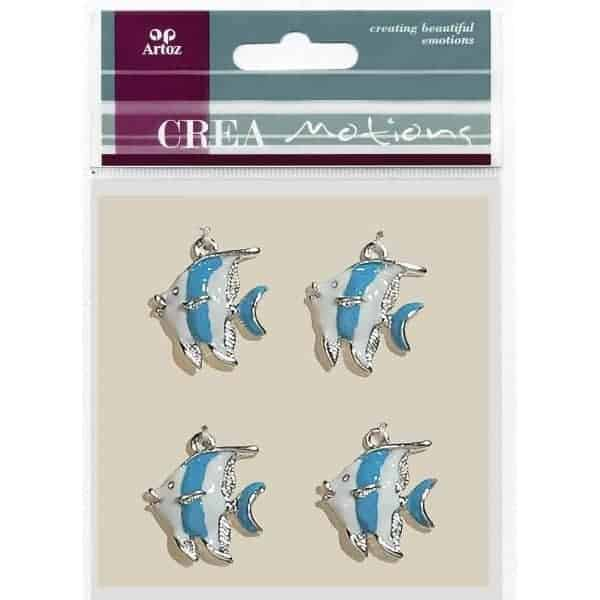 Fish Charms By Artoz