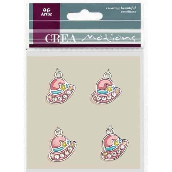 Lady's Hat Charms By Artoz