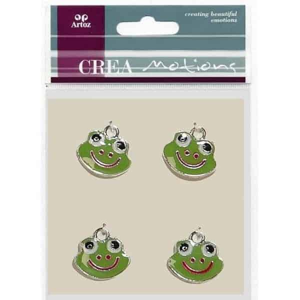 Frog Charms By Artoz