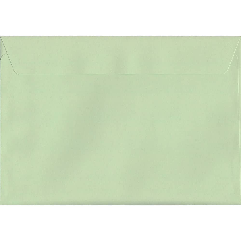 Spearmint Green Peel/Seal C5 162mm x 229mm 120gsm Luxury Coloured Envelope