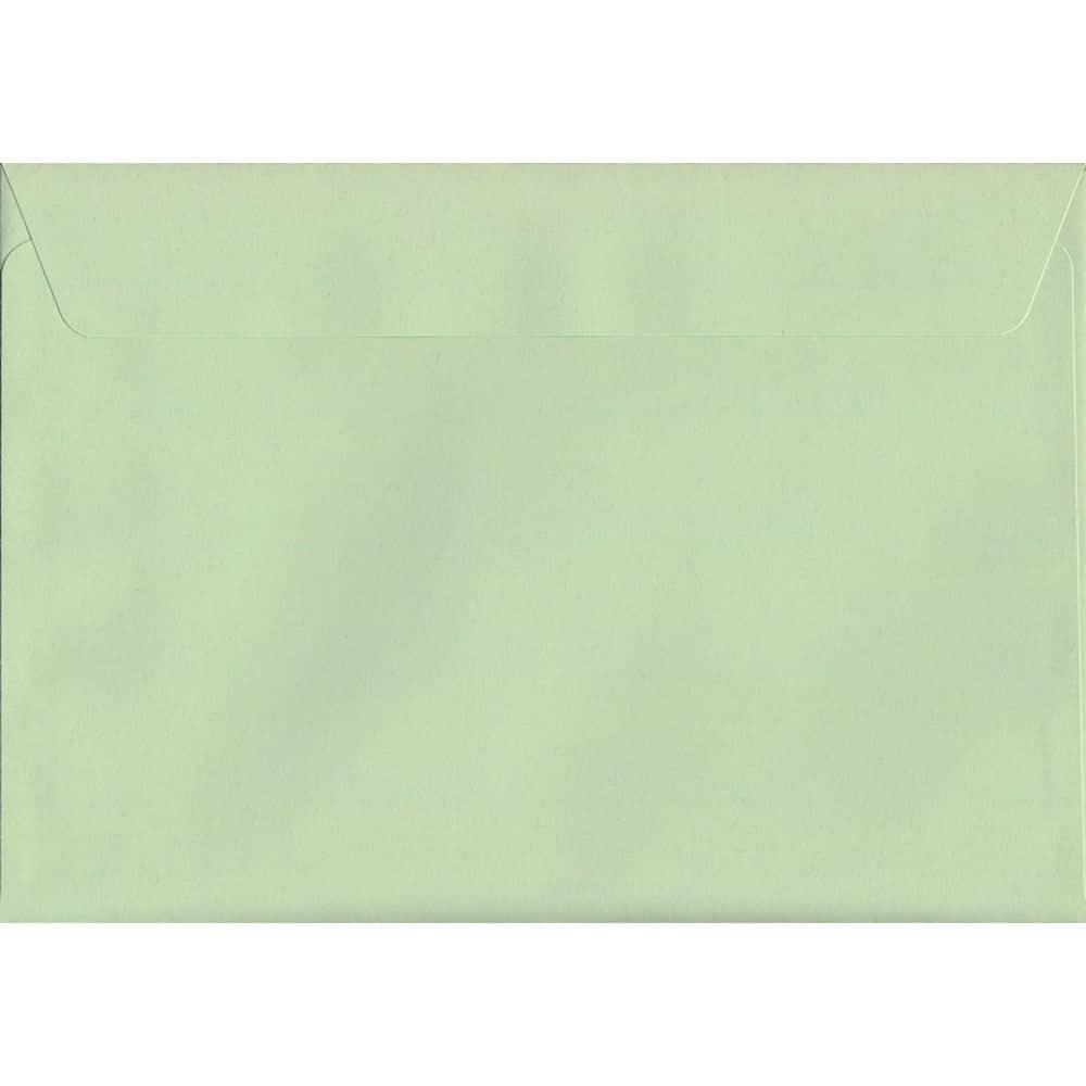 Spearmint Green Peel/Seal C5 162mm x 229mm 120gsm Luxury Coloured Envelope
