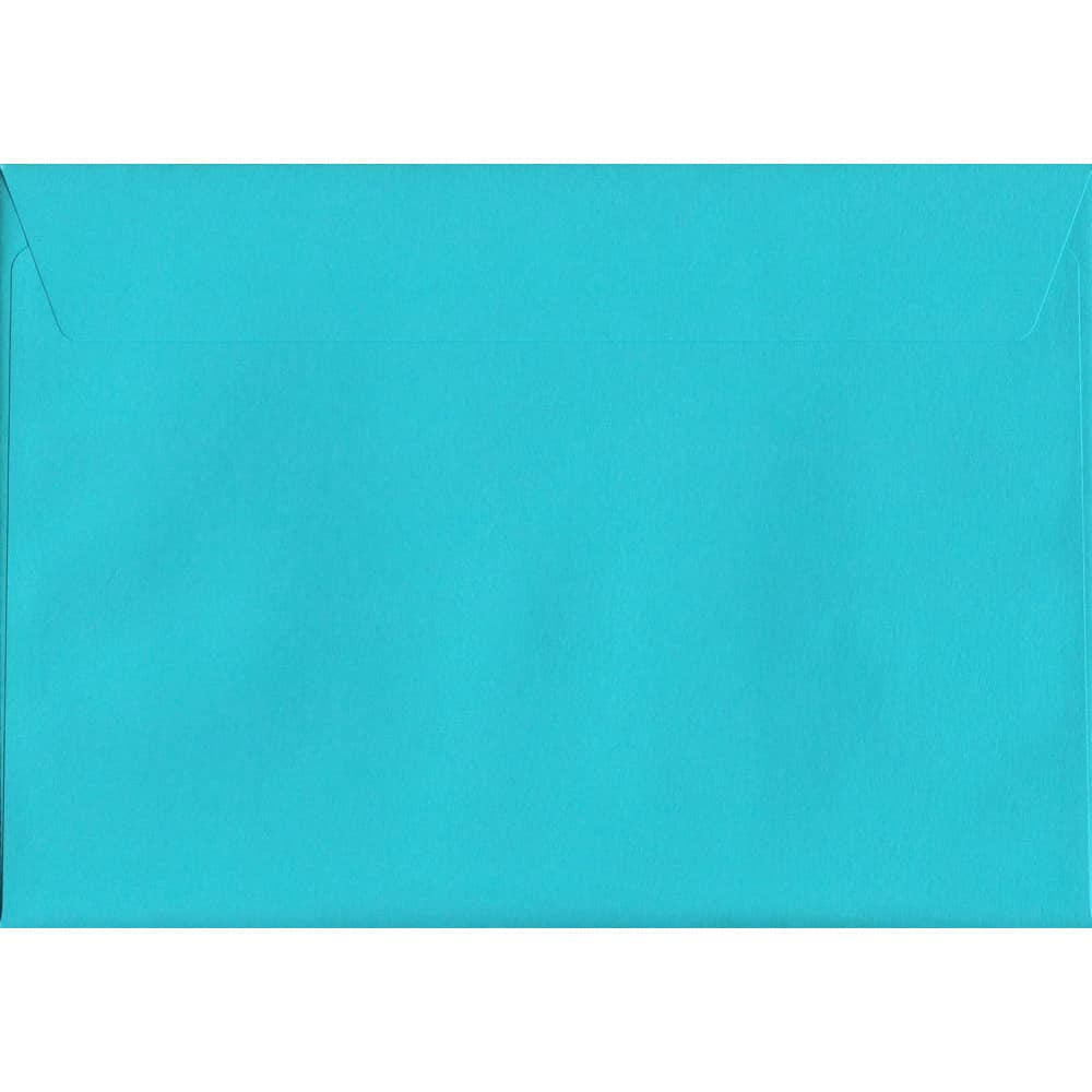 Cocktail Blue Peel/Seal C5 162mm x 229mm 120gsm Luxury Coloured Envelope