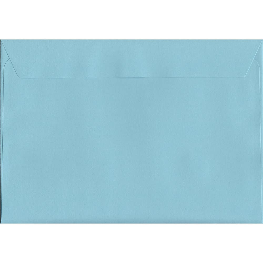 Cotton Blue Peel/Seal C5 162mm x 229mm 120gsm Luxury Coloured Envelope