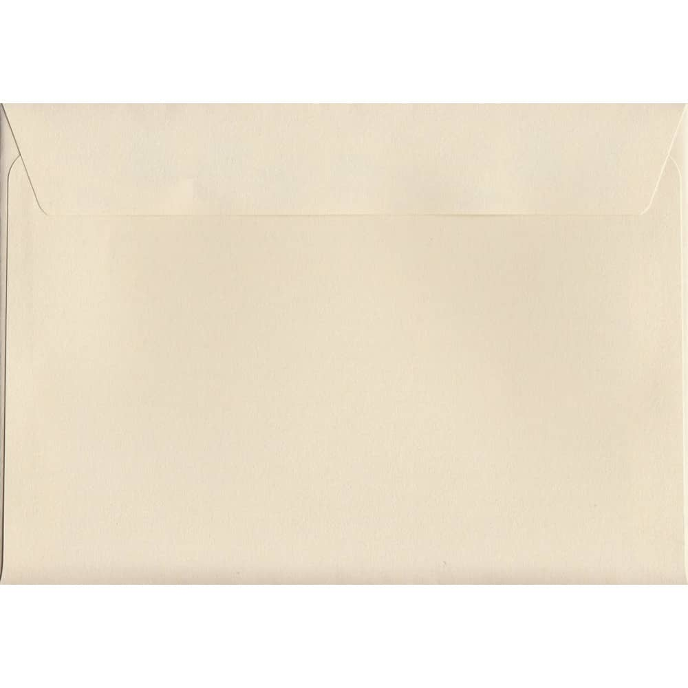 Clotted Cream Peel/Seal C6 114mm x 162mm 120gsm Luxury Coloured Envelope