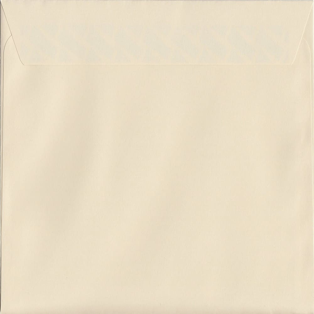 Clotted Cream Peel/Seal S3 160mm x 160mm 120gsm Luxury Coloured Envelope