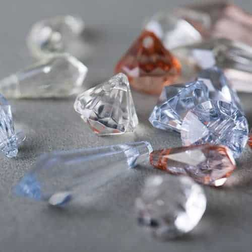 Crystals And Diamonds