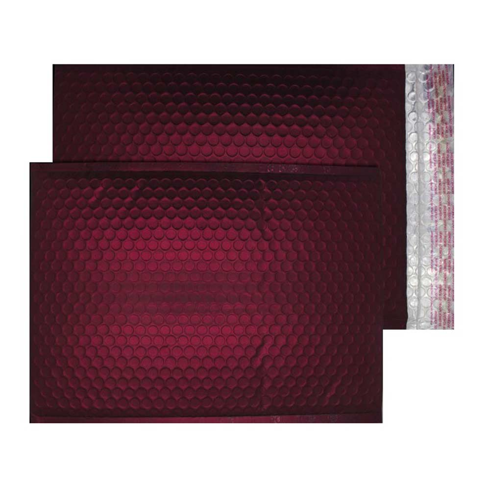 Mulled Wine Matt 324mm x 230mm Bubble Lined Envelopes (Box Of 100)