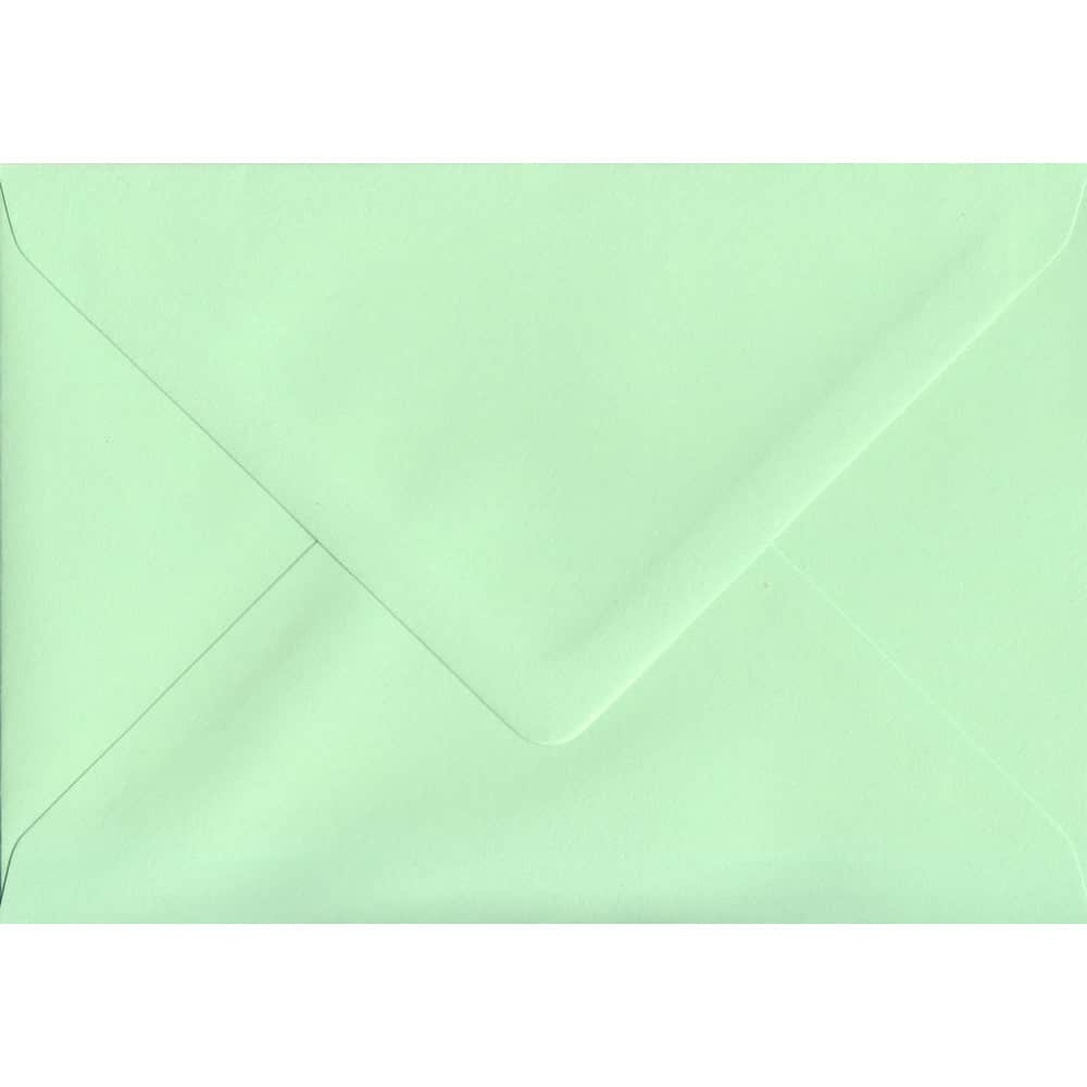 114mm x 162mm Mint Top Quality Envelope. C6 (to fit A6) Size. Gummed Flap. 100gsm Paper.
