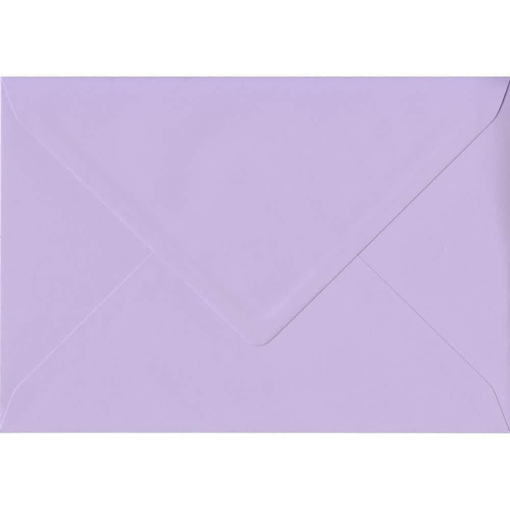 162mm x 229mm Amethyst Top Quality Envelope. C5 (to fit A5) Size. Gummed Flap. 100gsm Paper.