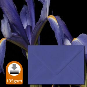 Intense Iris Envelopes